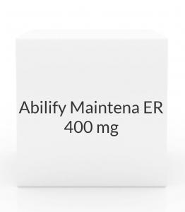 Abilify Maintena ER 400mg Single-Use Vial Kit