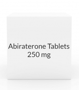 Abiraterone Tablets 250mg (120 Count Bottle)