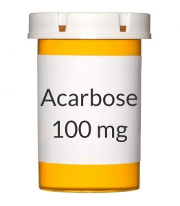 Acarbose 100mg Tablets