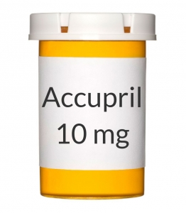 Accupril 10mg Tablets
