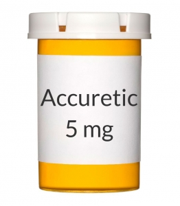 Accuretic 20-12.5mg Tablets