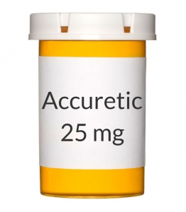 Accuretic 20-25mg Tablets