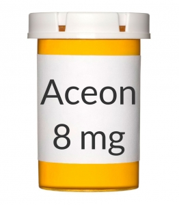 Aceon 8mg Tablets