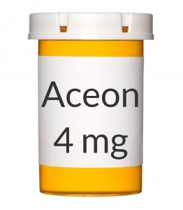 Aceon 4mg Tablets***MFG DISCONTINUED 12/1/14***