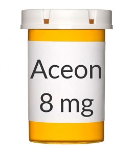 Aceon 8mg Tablets***MFG DISCONTINUED 12/1/14***