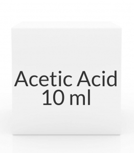 Acetic Acid 2-1% Ear Solution (10ml Bottle)