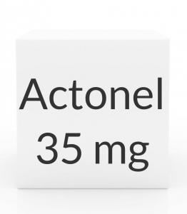 Actonel 35mg Tablets - Weekly 4 Pack
