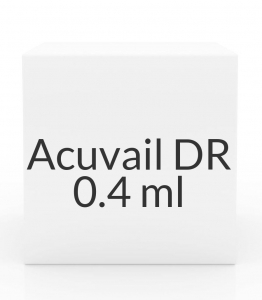 Acuvail DR 0.45% 0.4ml Ophthalmic Droppers, Preservative Free- 30ct