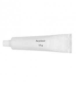Acyclovir 5% Ointment (Generic Zovirax) - 15 g Tube