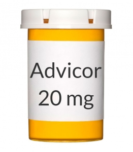 Advicor 500-20mg Tablets