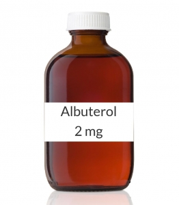 Albuterol 2mg/5ml Syrup - 16oz Bottle (473 ml)