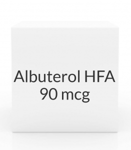 Albuterol HFA 90mcg Inhaler - 200 doses 8.5G***Market Price Increase***