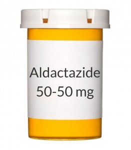 Aldactazide 50-50mg Tablets ***Currently Unavailable Due To Manufacturing Issues. Expected Restocking Date - 10/14/15***