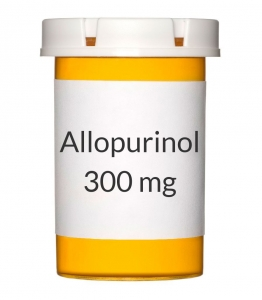 Allopurinol 300mg Tablets