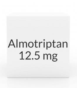 Almotriptan 12.5mg Tablets