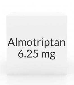 Almotriptan 6.25mg Tablets