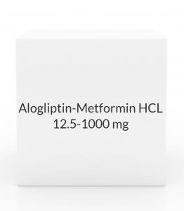Alogliptin-Metformin HCL 12.5-1000mg Tablets