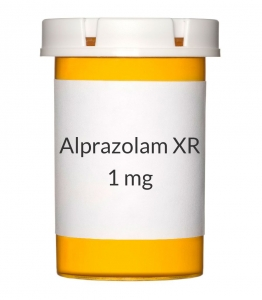 Alprazolam XR 1mg Tablets