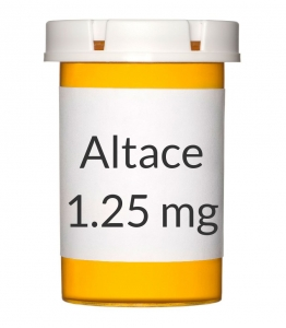 Altace 1.25mg Capsules