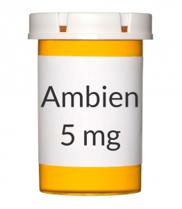 Ambien 5mg Tablets