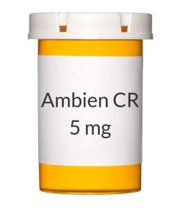 Ambien CR 12.5mg Tablets