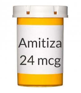 Amitiza 24mcg Capsules