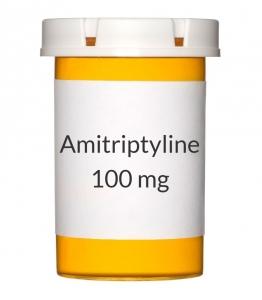 Amitriptyline 100mg Tablets