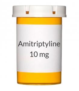 Amitriptyline 10mg Tablets