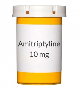 Amitriptyline 10mg Tablets