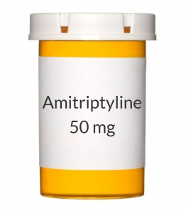 Amitriptyline 50mg Tablets