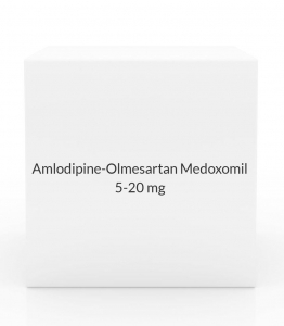 Amlodipine-Olmesartan Medoxomil 5-20mg Tablets