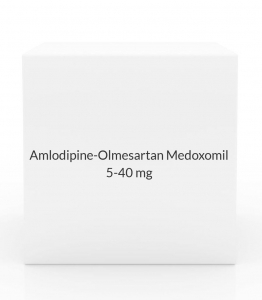 Amlodipine-Olmesartan Medoxomil 5-40mg Tablets