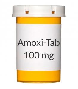 Amoxi-Tab 100mg Tablets