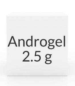 Androgel 1.62% Gel Packets- 30 x 2.5g