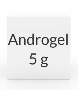 Androgel 1% - 5g Gel Packets (Box of 30)