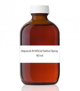 Aquoral Artificial Saliva Spray - 40 ml Bottle