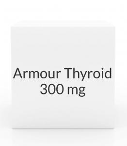 Armour Thyroid 300mg Tablets