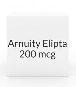 Arnuity Elipta 200mcg Inhaler- 30 Doses