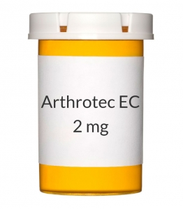 Arthrotec EC 75-0.2mg Tablets- 60 Count Bottle