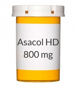 Asacol HD 800mg Tablets