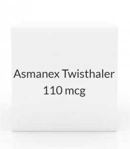 Asmanex Twisthaler 110mcg - 30 Metered Doses