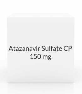Atazanavir Sulfate CP 150mg - Capsules