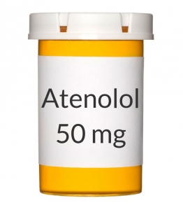 Atenolol 50mg Tablets