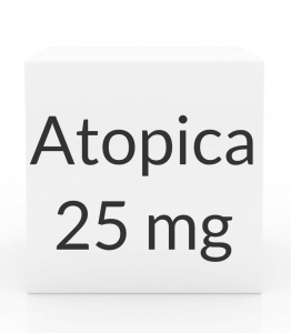 Atopica 25mg Capsules(9 to 16 lbs)-15 Count Box(Yellow)
