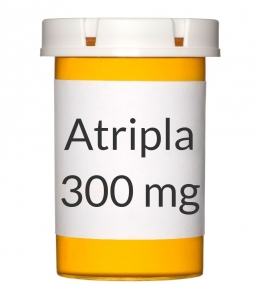 Atripla 600-200-300mg Tablets - 30 Count Bottle