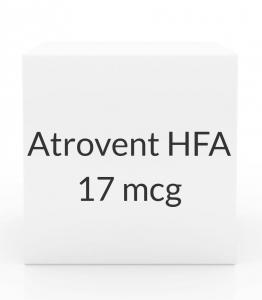 Atrovent HFA 17 mcg Inhaler