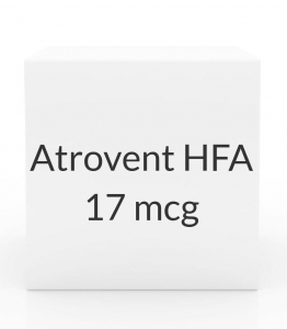 Atrovent HFA 17 mcg Inhaler