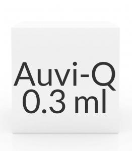 Auvi-Q 0.3/0.3ml Syringe- 2 Pack