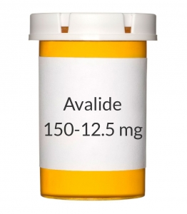 Avalide 150-12.5mg Tablets