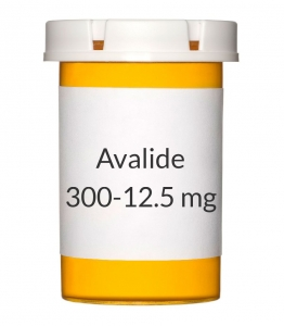 Avalide 300-12.5mg Tablets